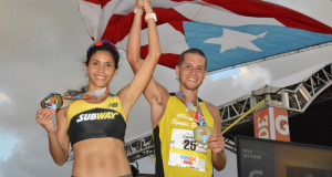 Beverly Ramos arrasa en el world's best 10k