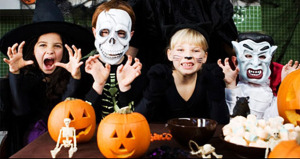 Celebra Halloween en Simon-Plaza Carolina
