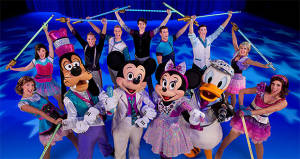 "Se abre nueva función de ""Disney On Ice presenta Reach for the Stars"" en San Juan"