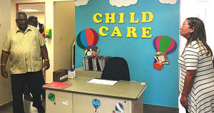 Child Care Municipal de Humacao estrena nuevas facilidades