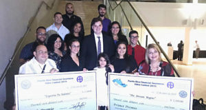 "Estudiantes de la UPR-Humacao arrasan en los premios ""Puerto Rico Financial Awareness Video Contest"""